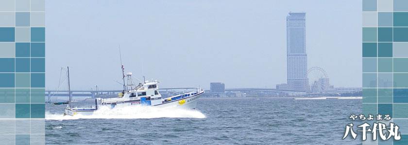 釣り船八千代丸